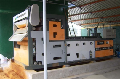 污水處理固液分離—脫水一體化設備