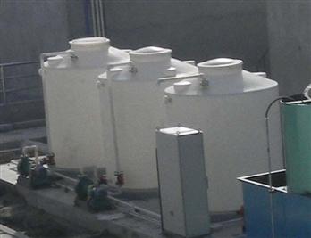 Fenton氧化PLC控制定量加藥系統