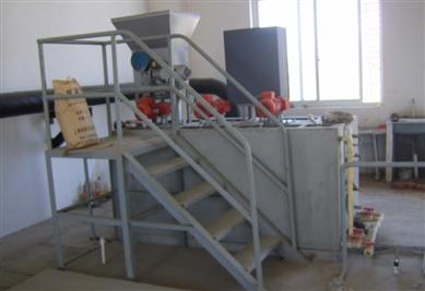 污泥調質化藥定量投加系統